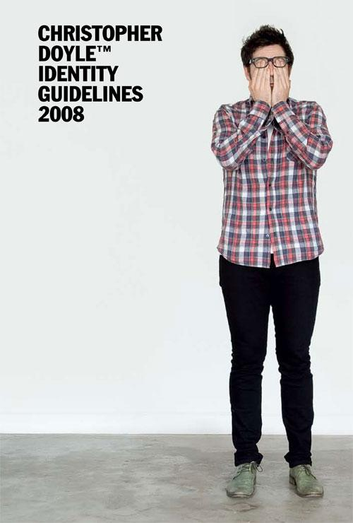 Christopher Doyle™ Identity Guidelines 2008
